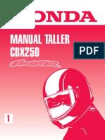 ManualCBX250
