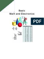 Basics of Math & Electronics