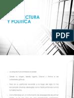 ARQUITECTURA Y POLÍTICA.pptx