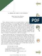 LaMiradaDeLorcaALosClasicos-