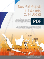 Indonesia New Ports