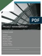 Project Management_Scope Statement
