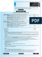 Raus Registration Form