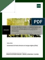 Guía de Estudio Unit 2 2014-15