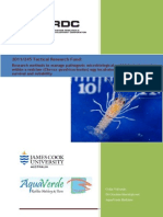 Research Method to Manage Pathogenic of Cherax Quadricarinatus