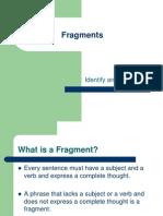 ENG 101 -Fragments - Explanation-2