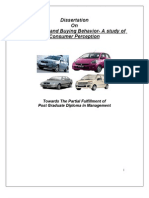 415 Car Market and Buying Behavior- A Study of Consumer Perception%282%29[1]