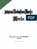 El clave bien temperado libros 1 y 2+Variantes