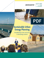 Sustainable Urban Energy Planning