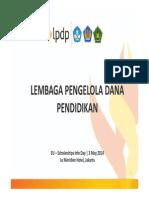 Lpdp Eu Scholarships Info Day