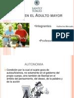 Ejercicios en El Adulto Mayor - Copia