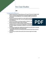 Medical Ethics Case Studies