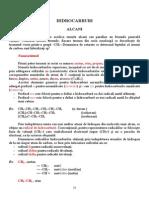 Alcani chimie organica Facultatea de Farmacie