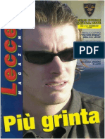 Lecce Magazine 2001 N. 9