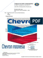 Undangan Interview Pt.chevron Indonesia (Pekanbaru)