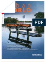 Urban World Climate Change Are Cities Really to Blame