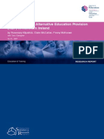 Out of the Box - Alternative Education Provision in Northern Ireland (2007)