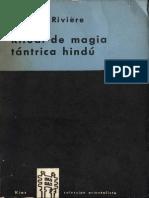 Riviere, Jean M. - Ritual de Magia Tantrica