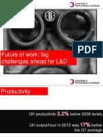 LPI - Learning Curve Presentation - December 2014