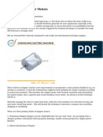 More About Stepper Motors