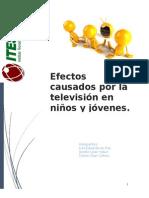 La Television en Los Niños