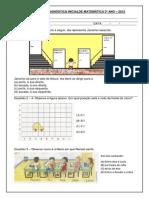 Av. Diag. 3 (Mat. 3º Ano) - (Blog Do Prof. Warles) (1)