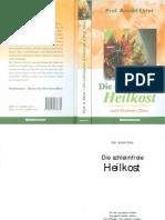 Schleimfreie Heilkost Ehret Arnold 13.a 2006