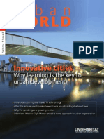 Urban World Innovative Cities Why Learning is the Key to Urban Development