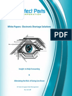 company white paper shortage solutions