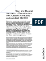 Datacenters in Autodesk Simulation Cfd