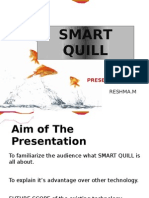 Smart Quill