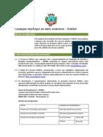 2014 Edital 08 Fundai