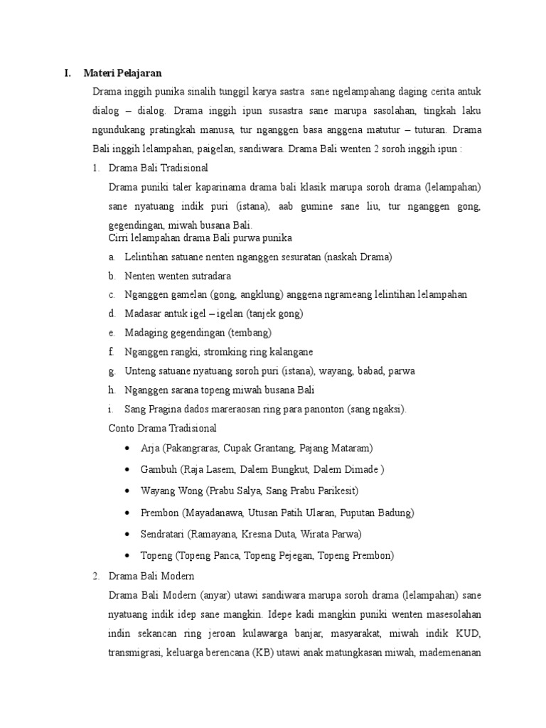 27++ Contoh surat cinta bahasa bali halus terbaru yang baik