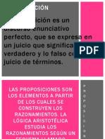 Uso de Las Proposiciónes