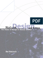 (S U N Y Series in Philosophy and Biology) Delvin Lee Ratzsch-Nature, Design, And Science_ the Status of Design in Natural Science-State University of New York Press (2001)
