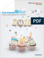 Reliance Health Insurance HealthBeat Vol4