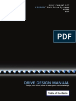 PC Carbon Drive Design Manual