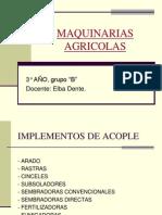 Maquinarias Agricolas Implementos