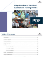Vocational Training in India - Australian Government