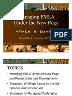 2010 Teeoca Fmla Update