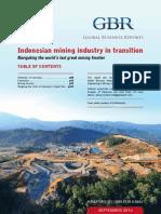 Indonesia Mining 2014