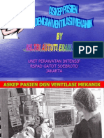 Askep Ventilasi Mekanik Baru