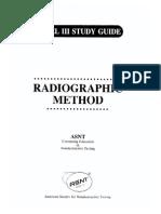 Rt l III Study Guide