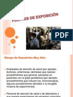 Fuentes de Exposición Dp