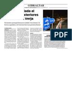 141203 La Verdad- Picardo Traslada Al Comité de Exteriores El Caos en La Verja p.8