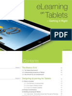 ELearning on Tablets - Getting It Right (Aug 13)