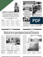 Diario El mexiquense 3 Diciembre 2014