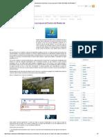 Manual Para Solucionar La Cruz Roja en El Centro de Redes de Windows 7