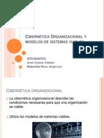 Cibernetica Organizacional y Modelos de Sistemas Viables