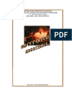 Informe de Los Motores Diesel